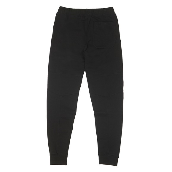 Ma.Strum Mens Black Training Jogger