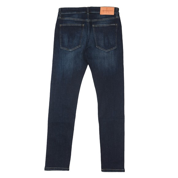 Calvin Klein Jeans Mens Blue CKJ016 Skinny Jean main image
