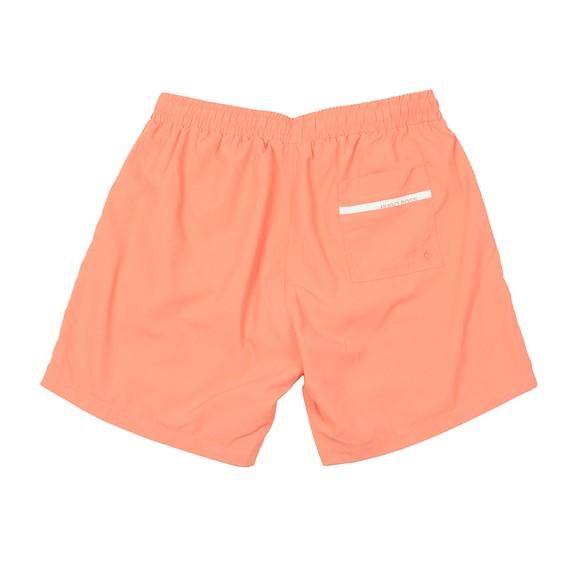 BOSS Bodywear Mens Orange Dolphin Swim Shorts