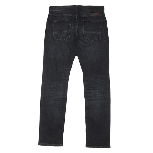 Tommy Hilfiger Mens Black Denton Jean
