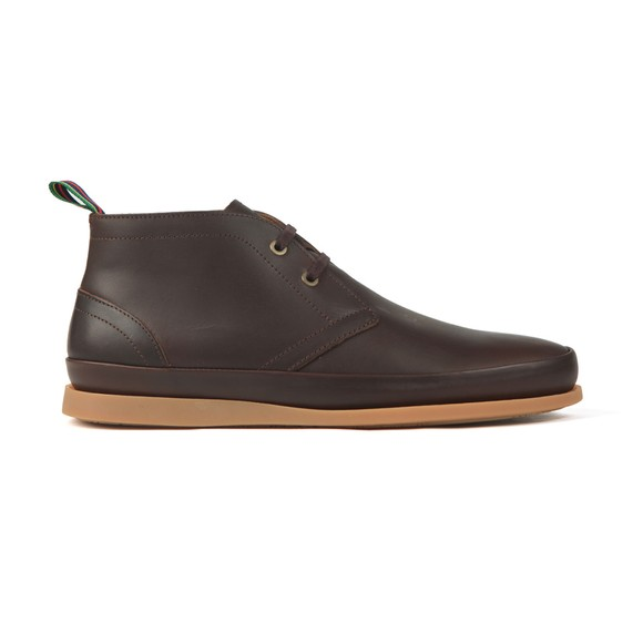 PS Paul Smith Mens Brown Cleon Leather Boot