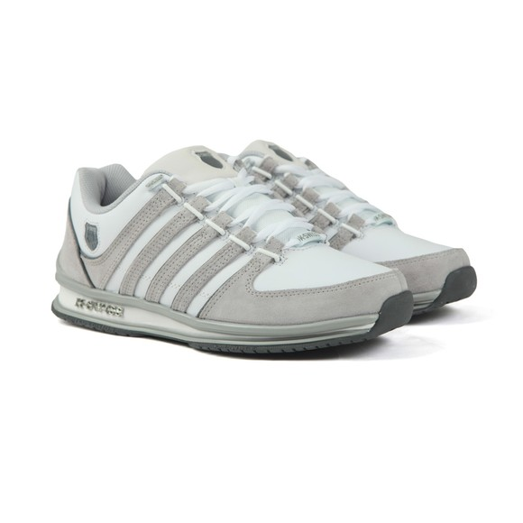 K Swiss Mens White Rinzler Trainer main image