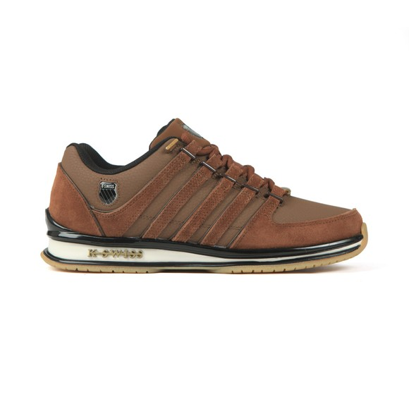 K Swiss Mens Brown Rinzler Trainer
