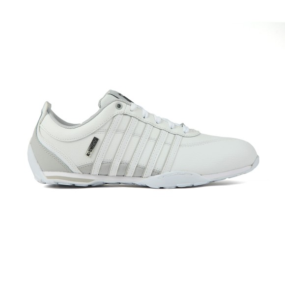 K Swiss Mens White Arvee 1.5 Trainer