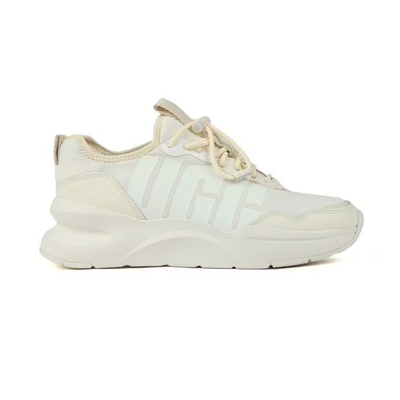 Ugg Womens White La Daze Trainer