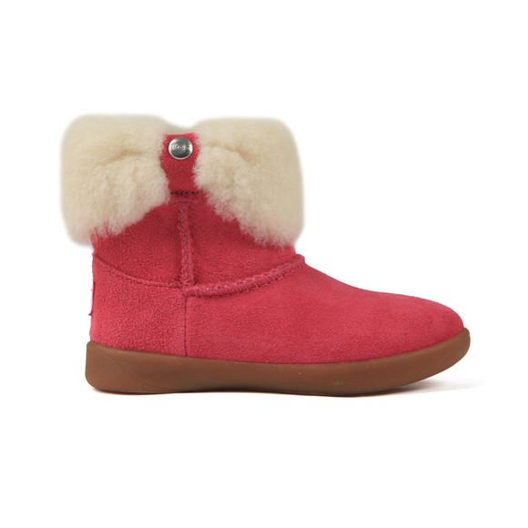 Ugg Girls Pink Ramona Casual Boot