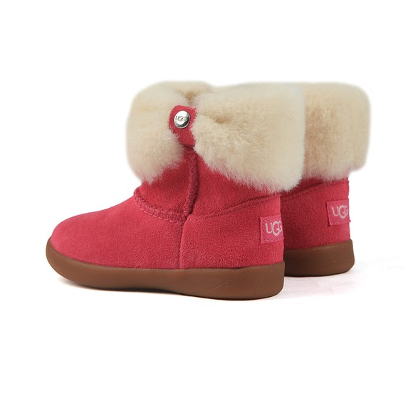Ugg Girls Pink Ramona Casual Boot main image