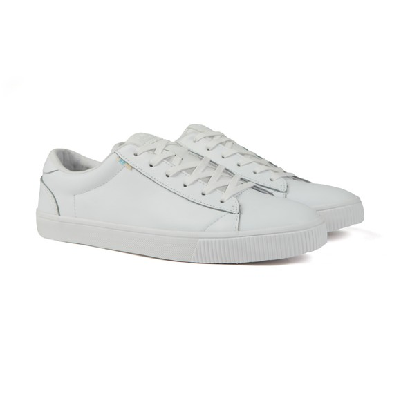 Toms Mens White Carlson Trainer