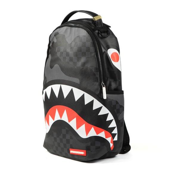Sprayground Mens Grey 3AM Vegan Backpack