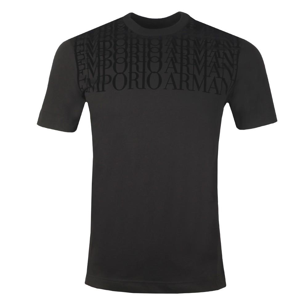 Repeated Logo T-Shirt main image