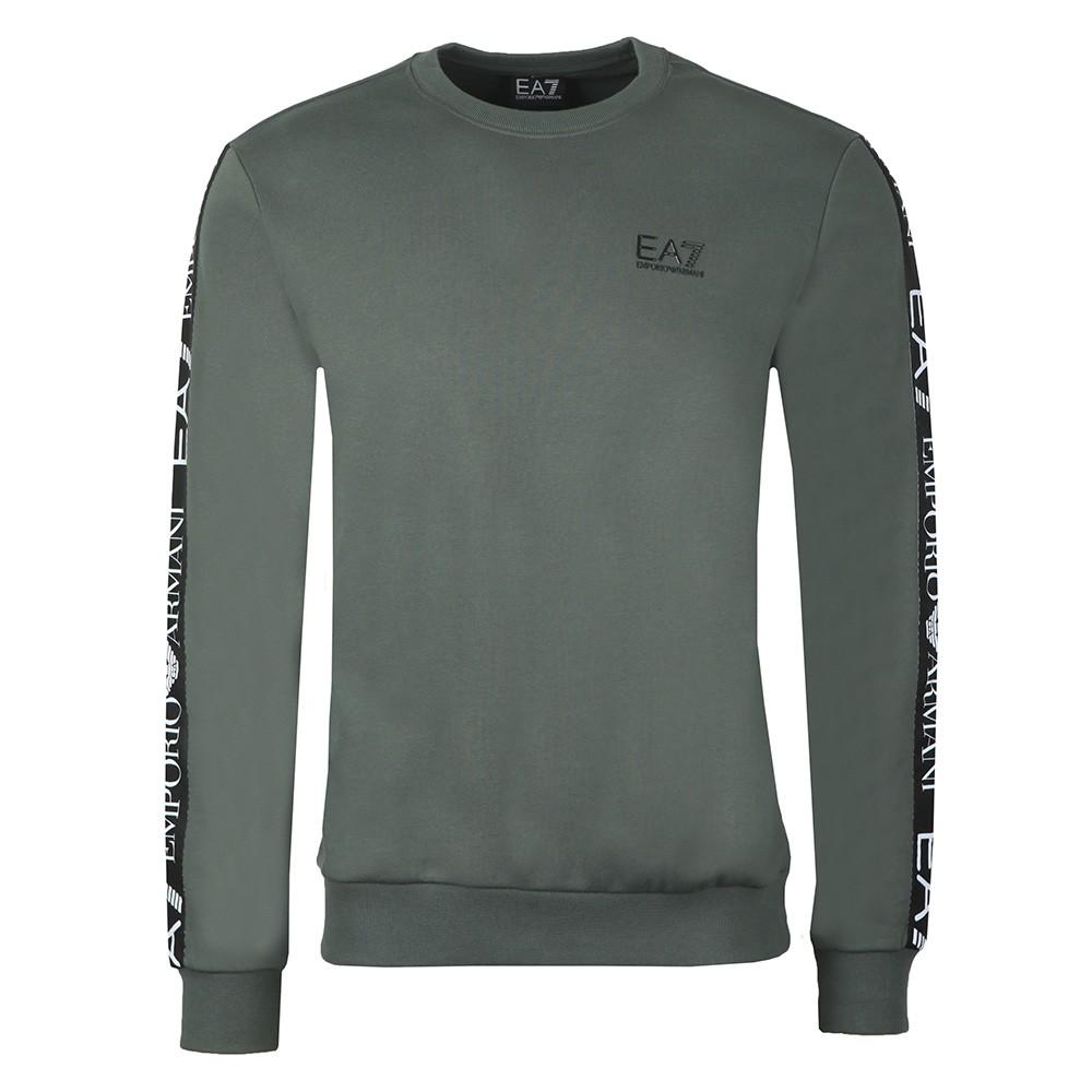 Taped Arm Sweatshirt main image