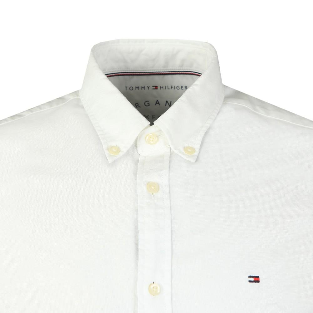 Slim Organic Oxford SS Shirt main image