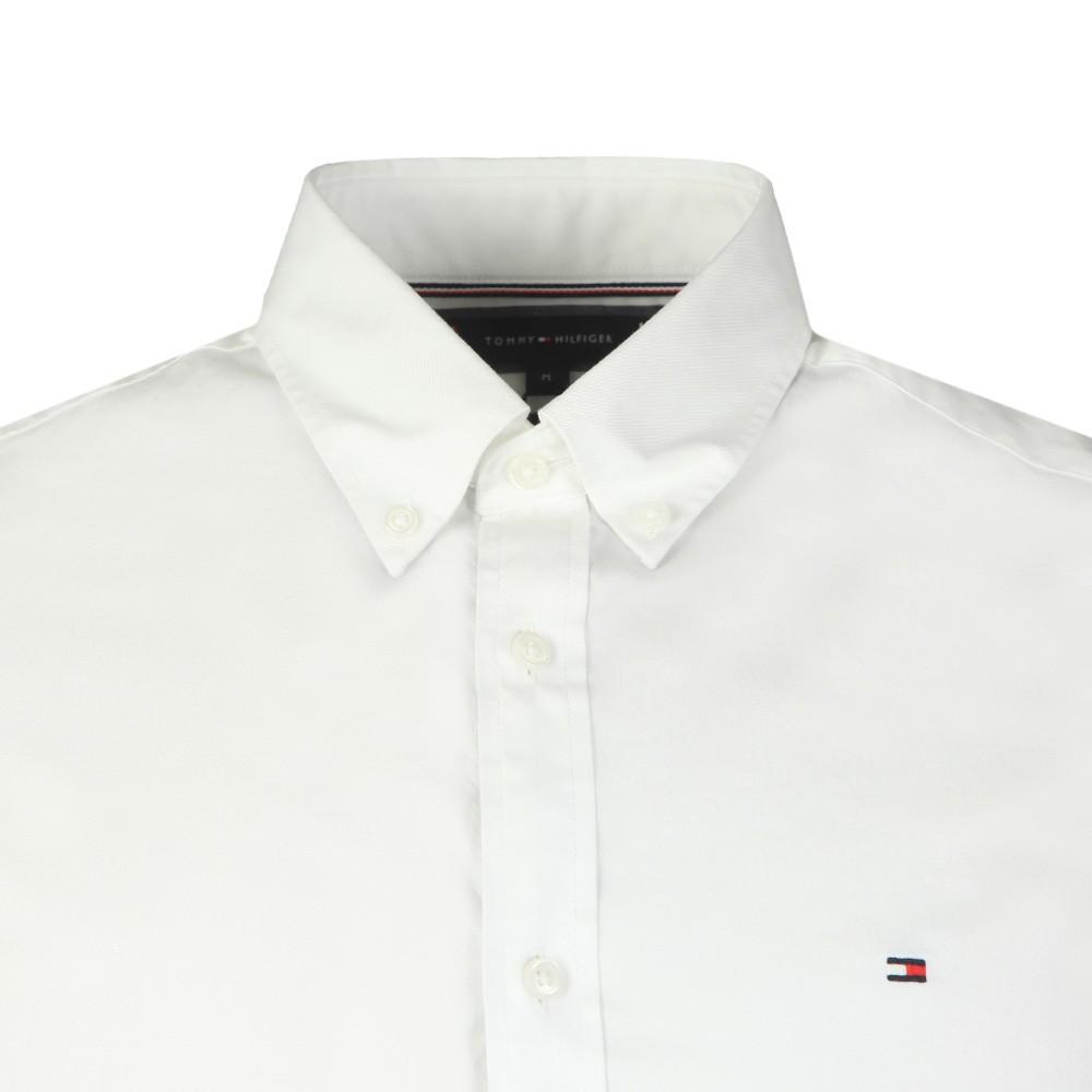 Slim Fine Twill SS Shirt main image