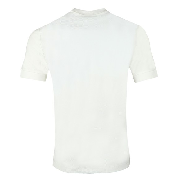 Fred Perry Mens Off-White Pique T-Shirt main image