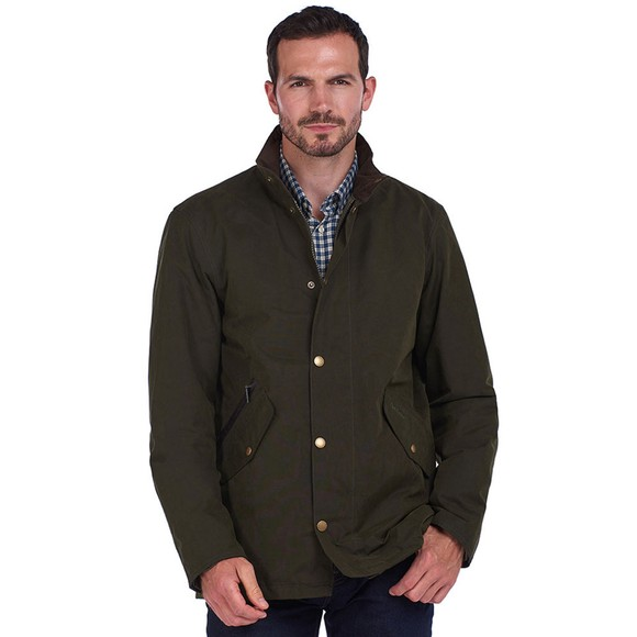 Barbour Lifestyle Mens Green Chester Jacket