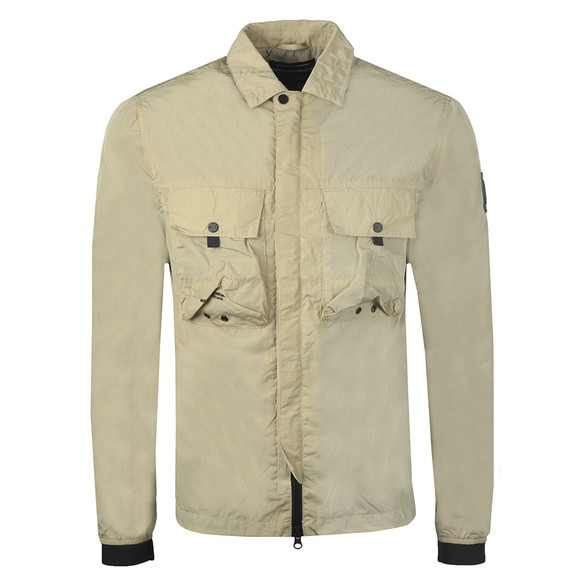 Marshall Artist Mens Off-White Molecular Overshirt main image
