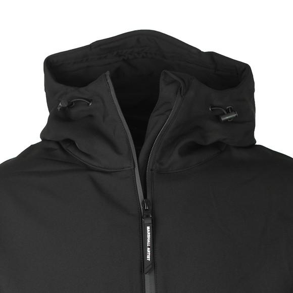 Marshall Artist Mens Black Softshell Jacket main image