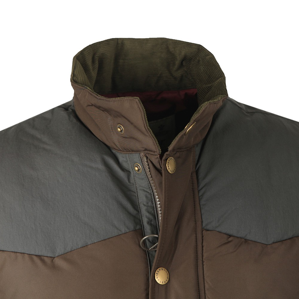 Stevenson Quilted Jacket main image