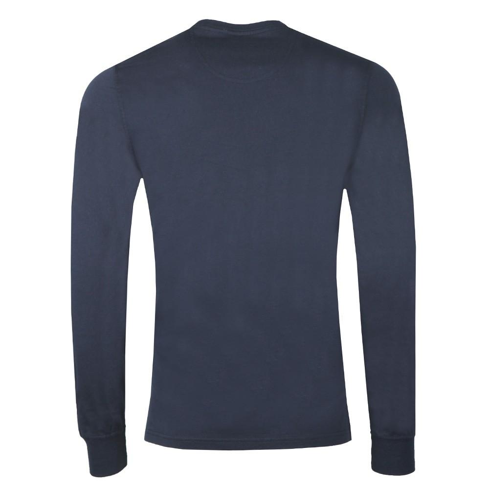L/S Tartan Pocket T-Shirt main image