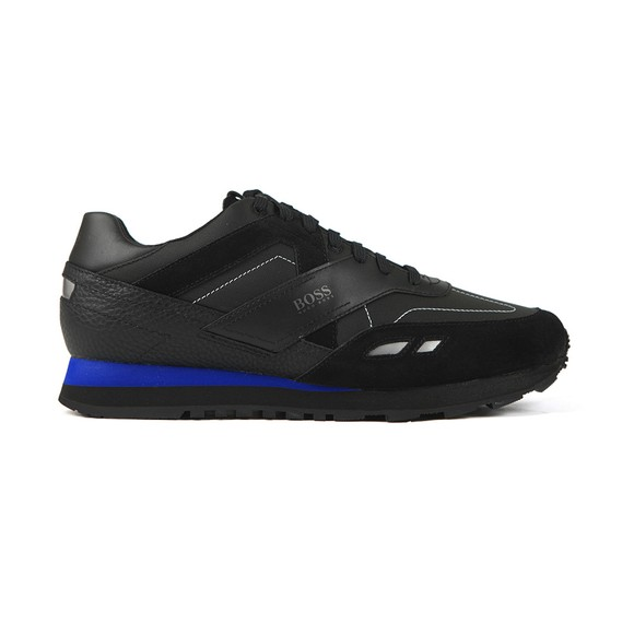 BOSS Mens Black Athleisure Parkour ITRP Runner