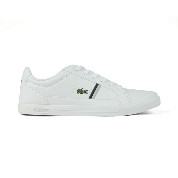 Lacoste Mens White Europa 0120 Trainer