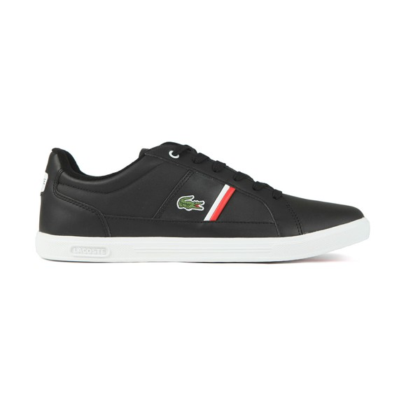 Lacoste Mens Black Europa 0120 Trainer main image