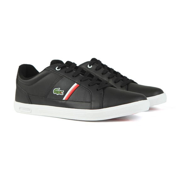 Lacoste Mens Black Europa 0120 Trainer