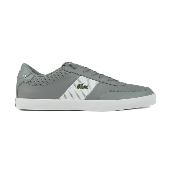Lacoste Mens Grey Court Master Trainer