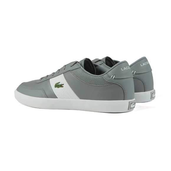 Lacoste Mens Grey Court Master Trainer main image