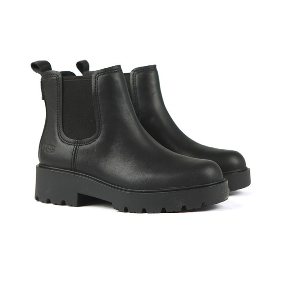 Ugg Womens Black Markstrum Boot main image