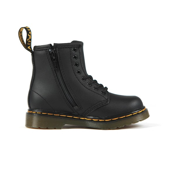 Dr. Martens Girls Black Softy 1460 Boot main image