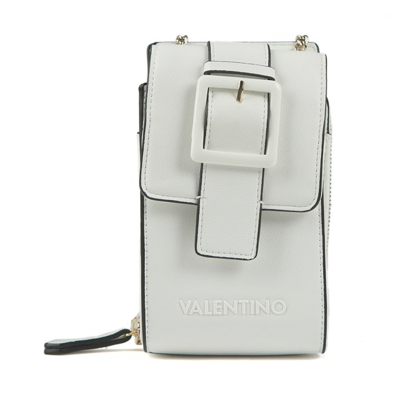 Valentino by Mario Womens White Angelo Satchel