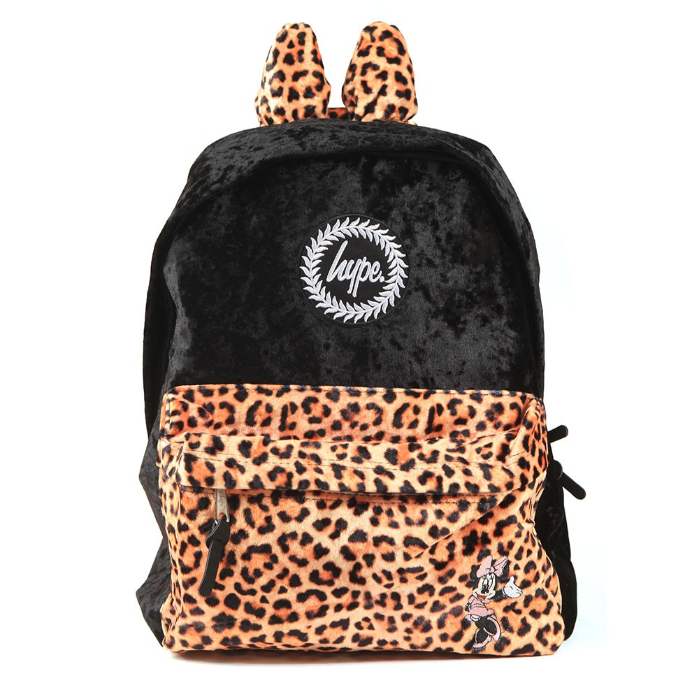Minnie Leopard Backpack main image