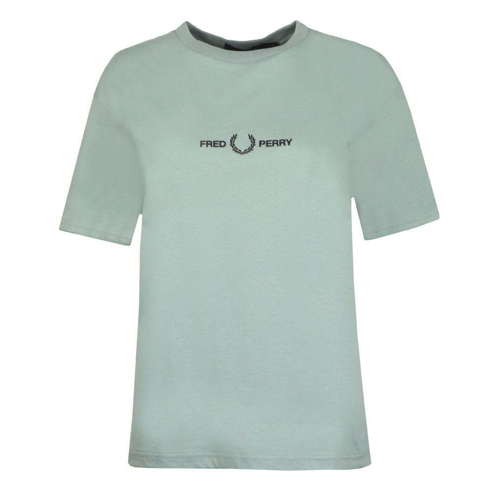 Embroidered T-Shirt main image