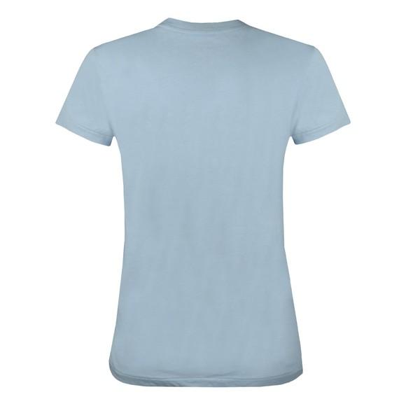 Polo Ralph Lauren Womens Blue Basic Crew T Shirt main image