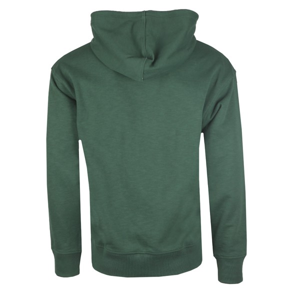 Levi's Mens Green Relaxed Graphic Sweatshirt main image