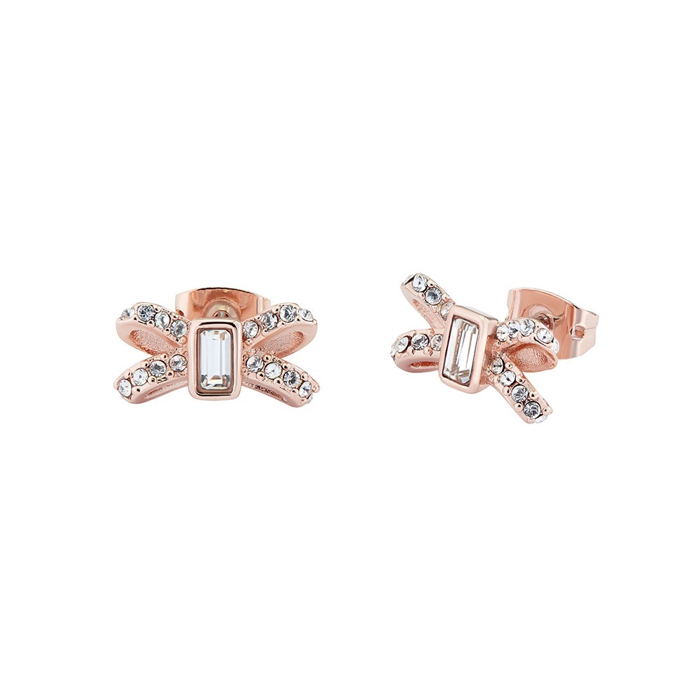 Sabla Crystal Sparkle Bow Earring main image