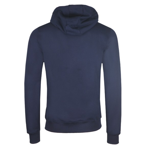 Lyle and Scott Mens Blue Zip Through Hoodie main image