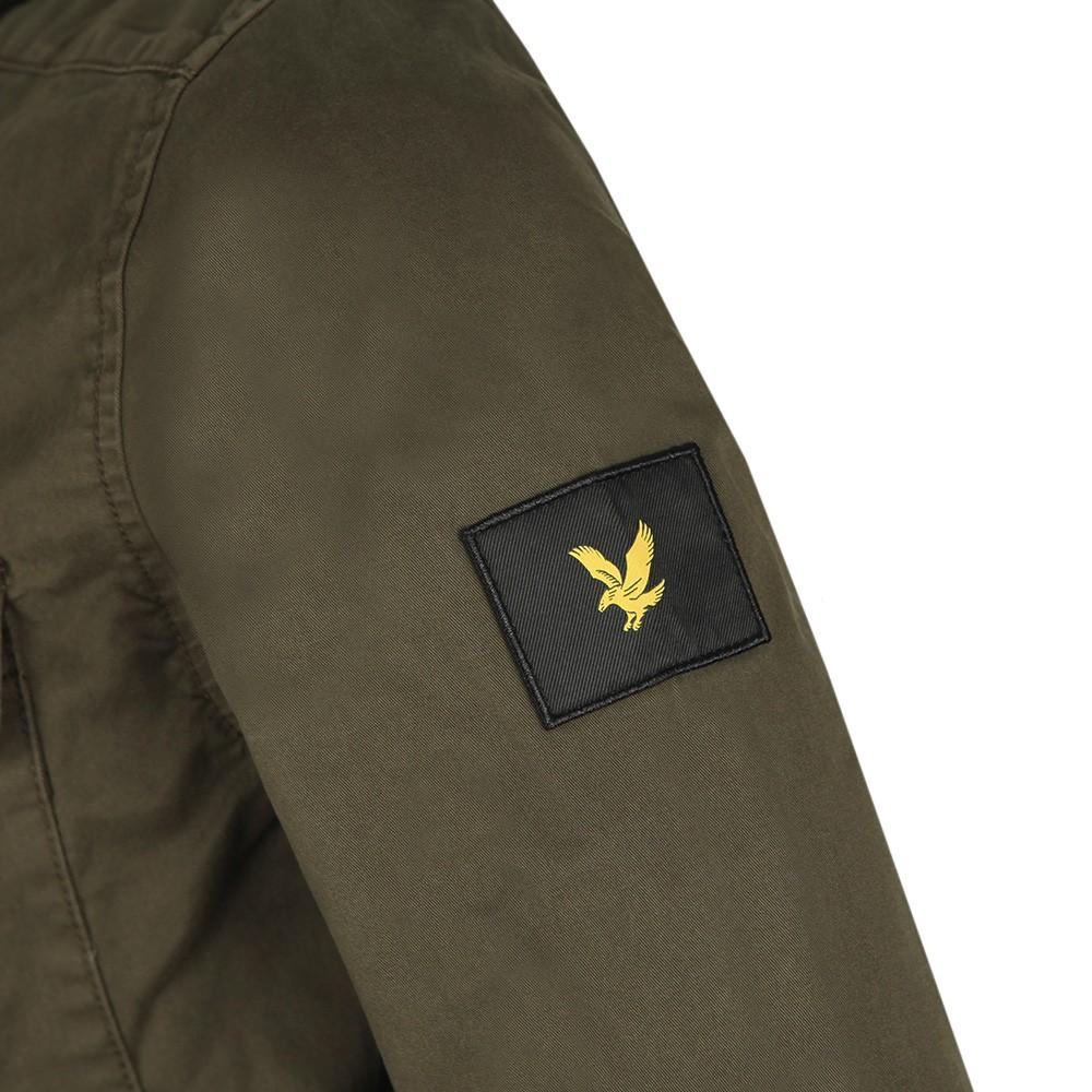 Zip Detail Overshirt main image