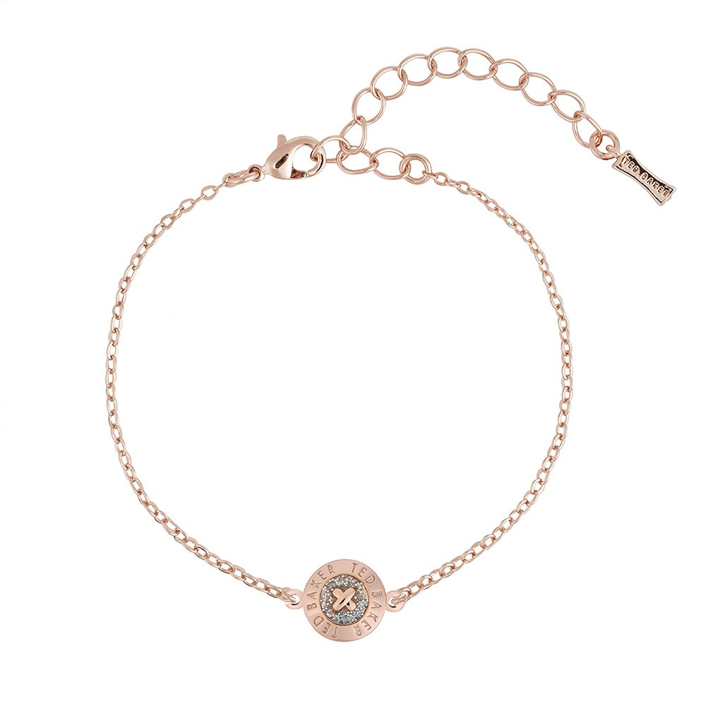 Eisa Enamel Button Bracelet main image