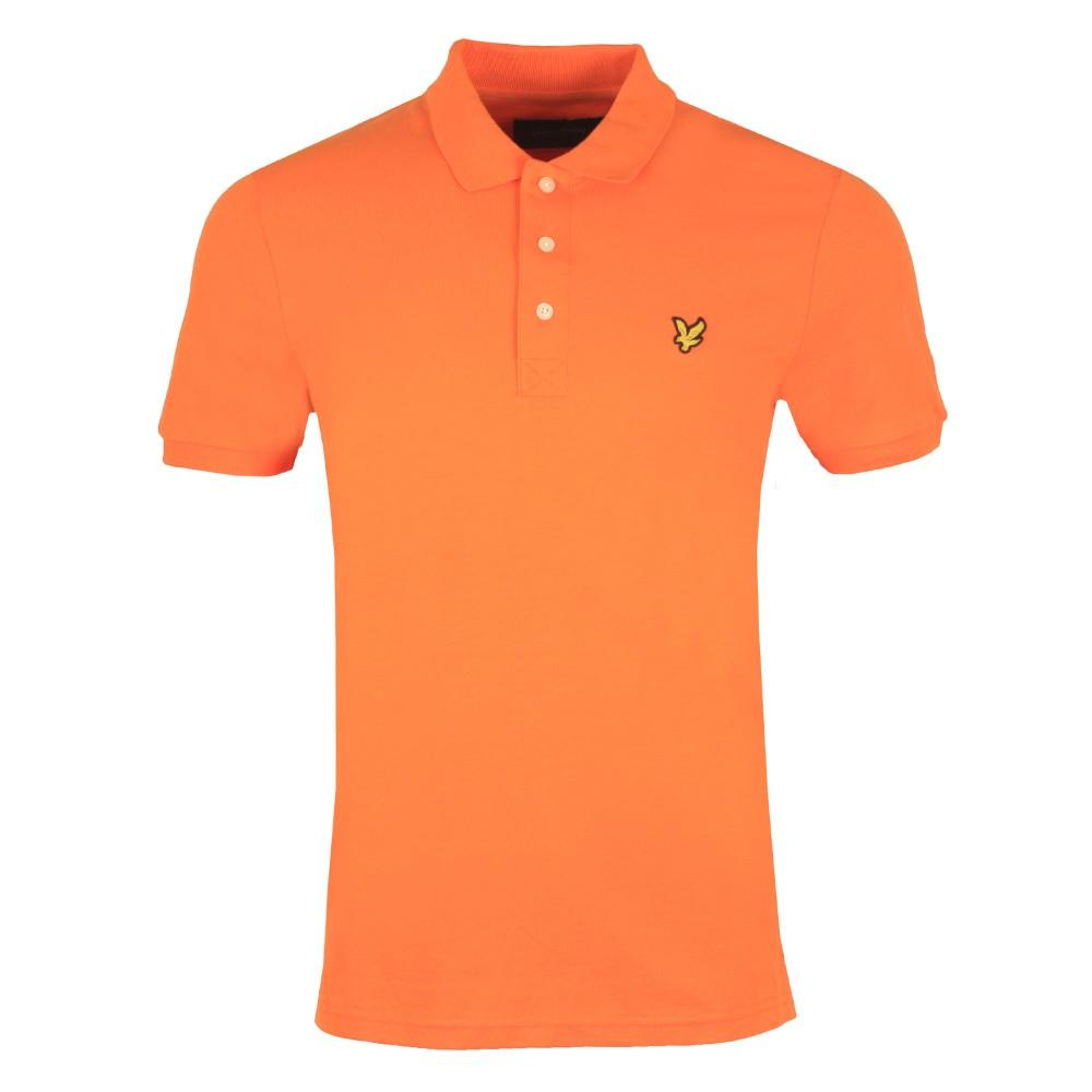 Plain Polo Shirt main image