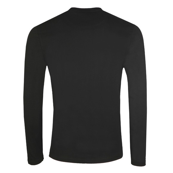 Lyle and Scott Mens Black L/S T-Shirt main image