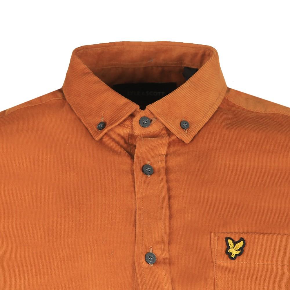 Needle Cord Shirt main image