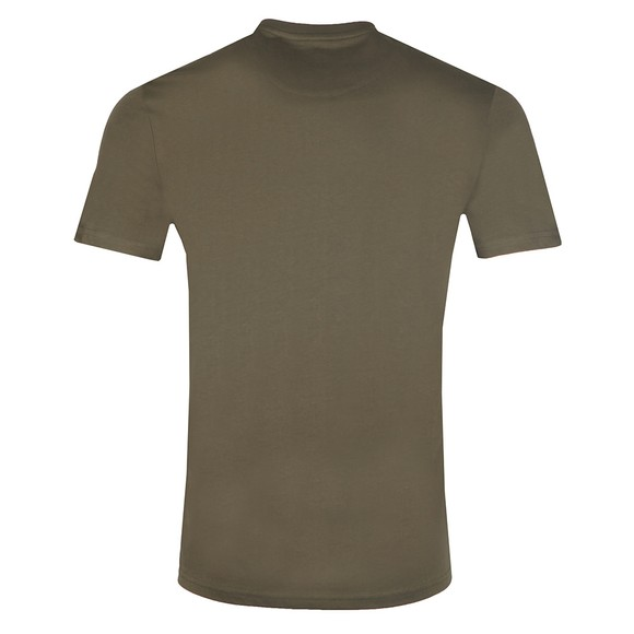 Lyle and Scott Mens Green Basic T-Shirt main image