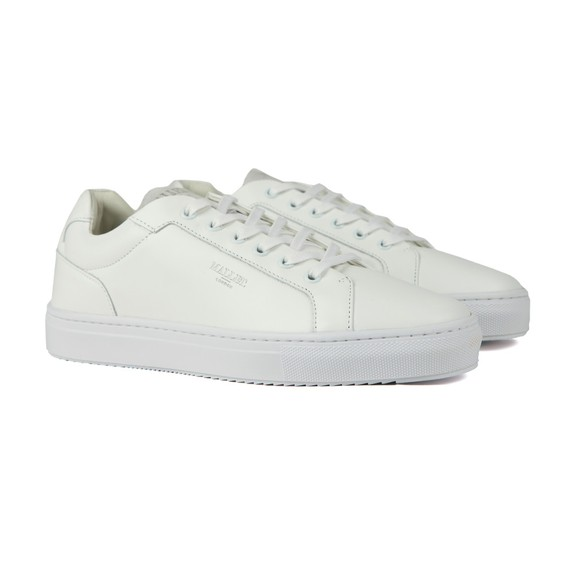 Mallet Mens White Rhoda Trainer