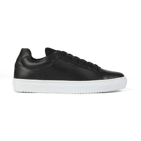 Mallet Mens Black Rhoda Trainer