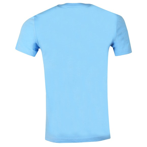 Lacoste Mens Baby Bleu HBP TH2038 Plain T-Shirt main image