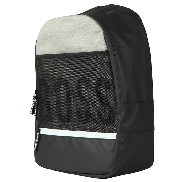 BOSS Boys Black J20262 Backpack