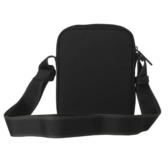 BOSS Mens Black Athleisure Pixel Mini Bag