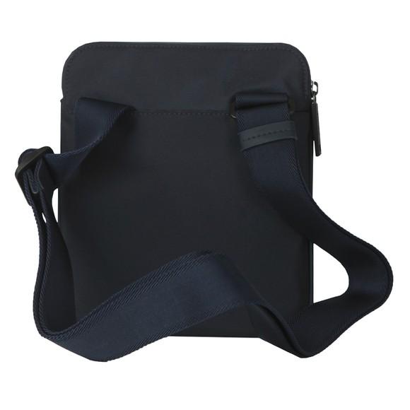 BOSS Mens Blue Pixel S_Zip Bag